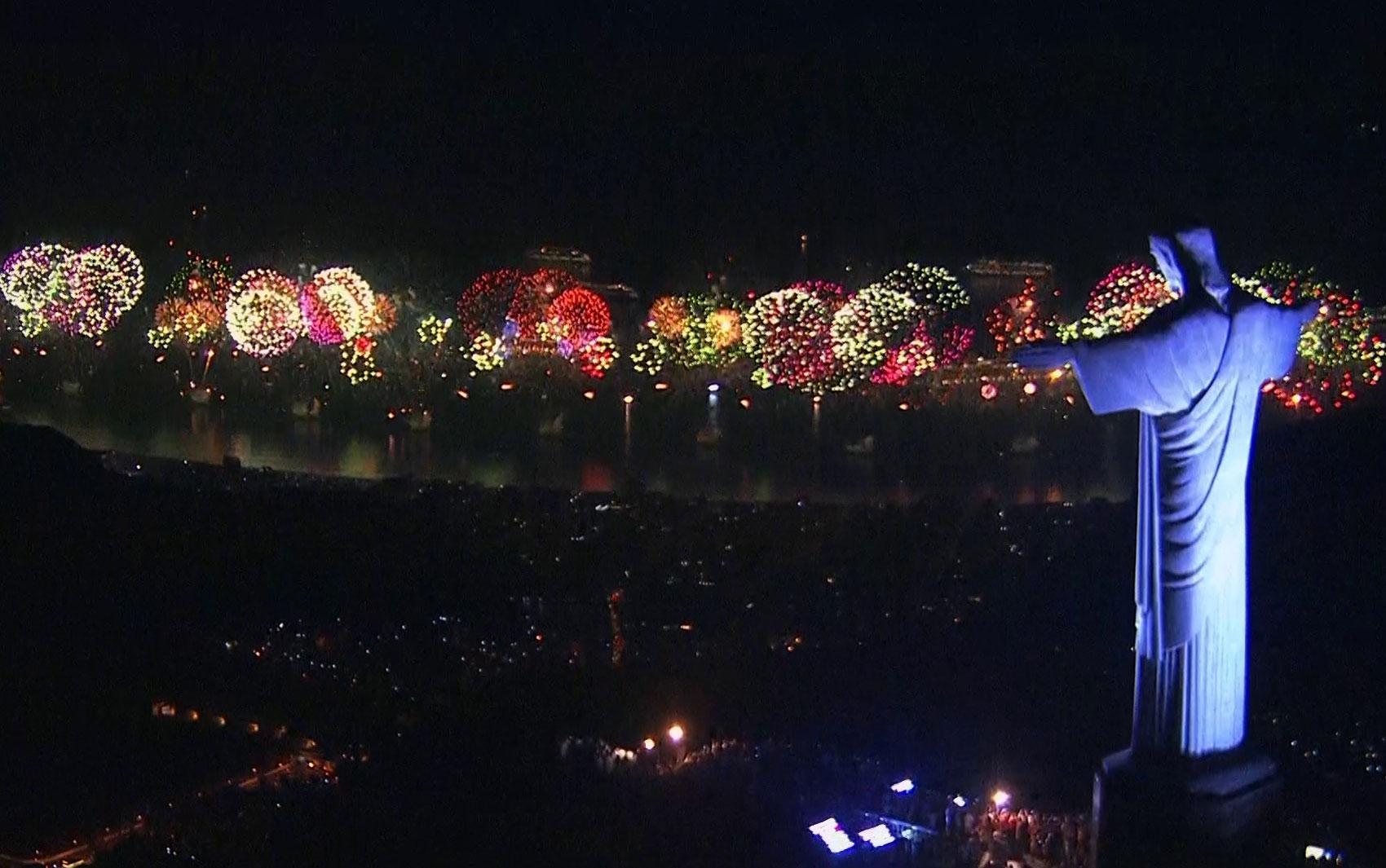 Silvester in Rio
