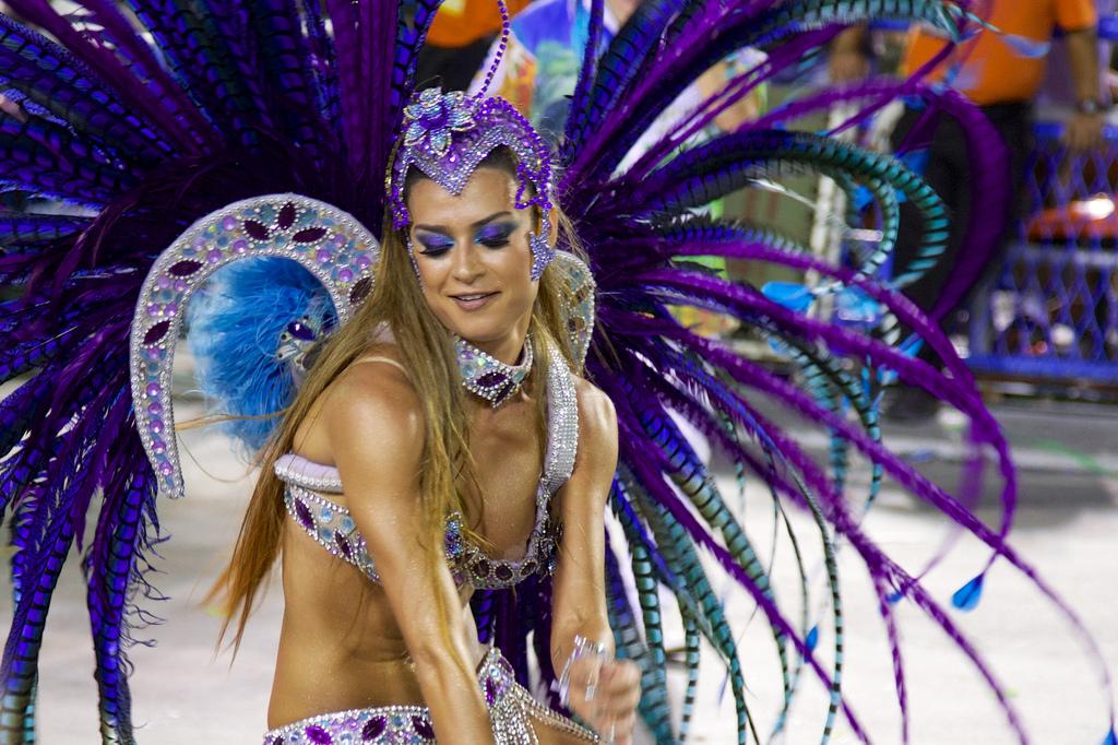 Brasilianischer Karneval 2006 Teil 2
