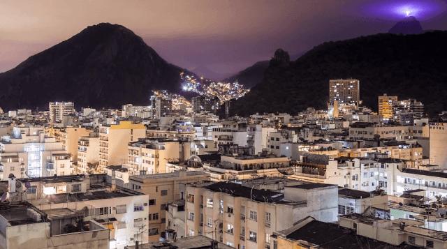 Video from Rio de Janeiro in 8k
