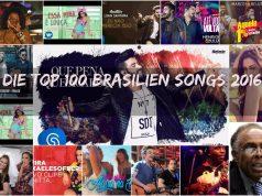 Brasilianische Musik - Die grössten brasilianischen Lieder 2016.