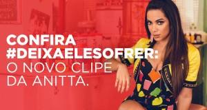 Sängerin Brasilien Anitta