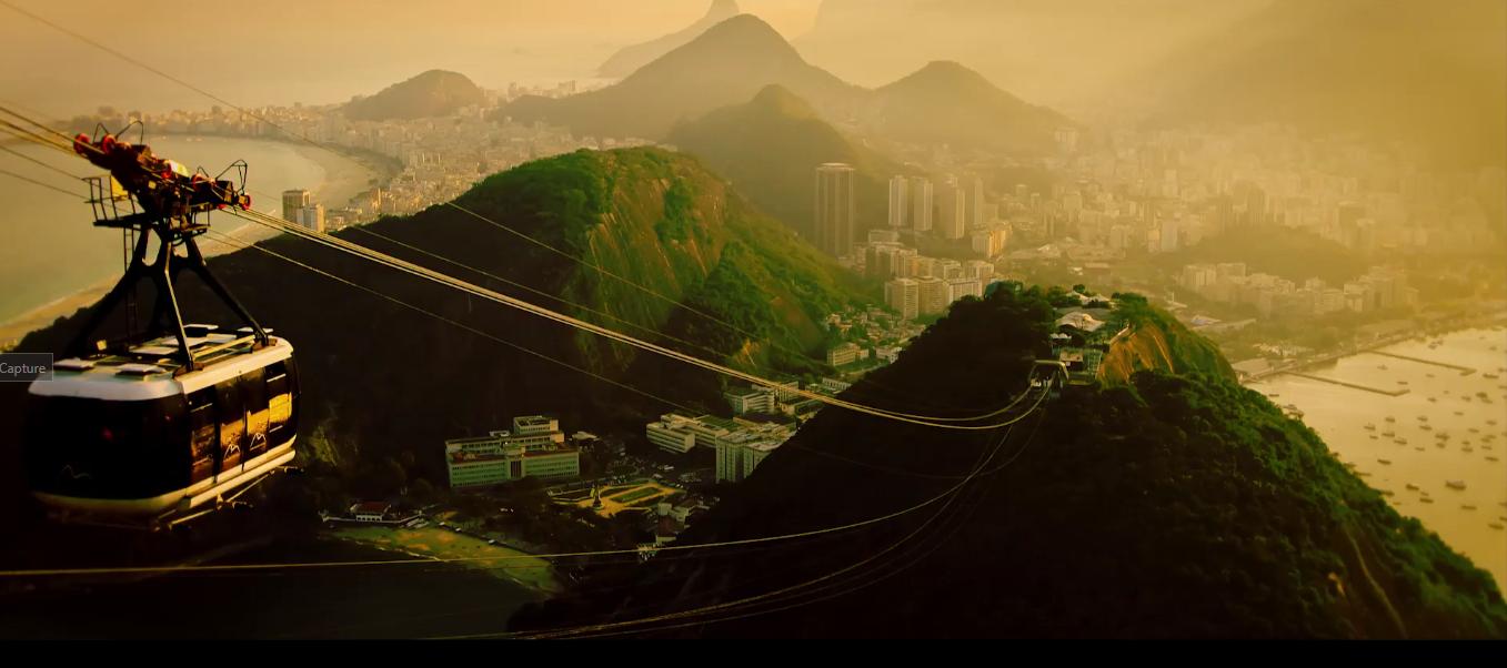 Rio de Janeiro Seilbahn