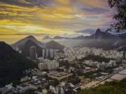 Timelapse-Video von Brasilien