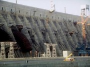 Staudamm Brasilien Itaipu